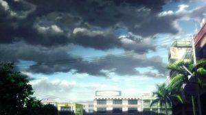 Indomaret juga ada di Anime Jormungand